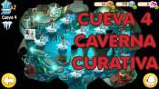 Cueva 4 Angry Birds Epic Caverna Curativa Esp - Cave 4 Cure Cavern 9 gameplay