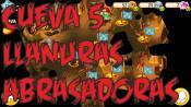 Cueva 5 Angry Birds Epic LLanuras Abrasadoras Español - Cave 5 Molten Mine - Angry Birds Epic Trucos, consejos, guias y videos