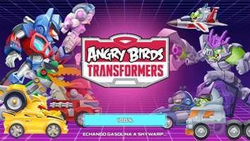 Angry Birds Transformers Personajes, trucos y consejos. Stella