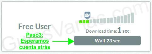 Como descargar de Uploadable pantallazo 3