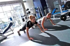 Entrenamiento para adelgazar gym cardio