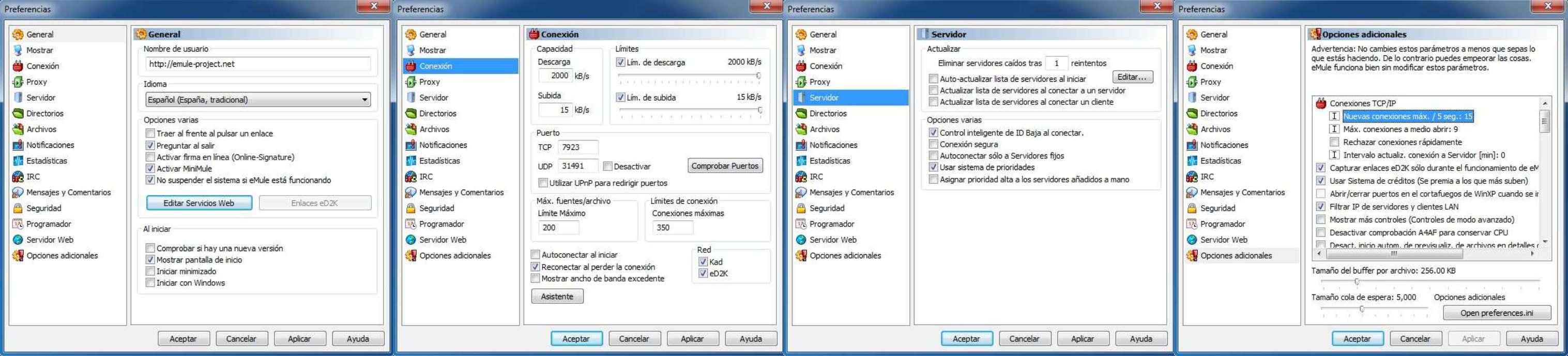 Emule Download Free Plus Para Gratis Servidores Descargar