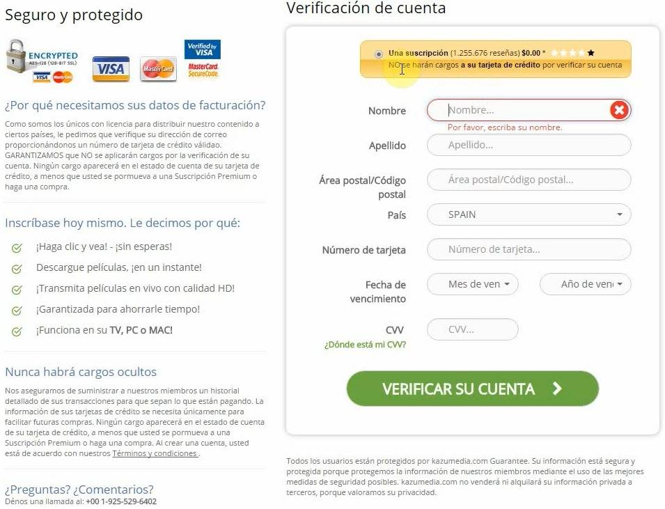 Ver futbol online gratis - Timo tarjeta visa