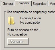 compartir carpetas en windows 7 problema sm
