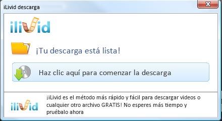 iliVid Virus Malware - descarga
