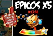 Angry Birds Epic.Objetos.Epicos.probabilidad X5