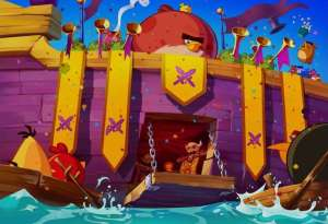 Arena PVP Torneos Angry Birds Epic Terence