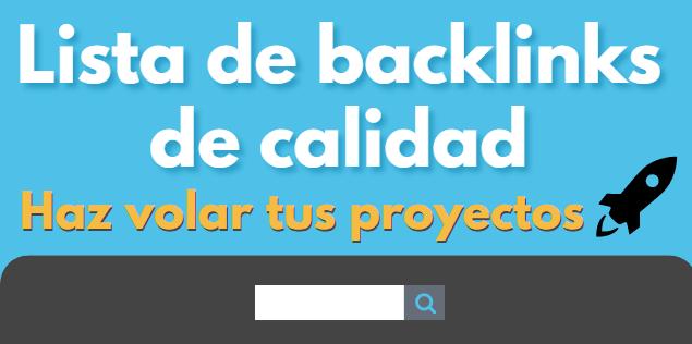Cómo conseguir backlinks gratis