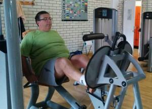 Entrenando en la prensa [Reto Salva O. Semanas 1-10. Objetivo perder peso]