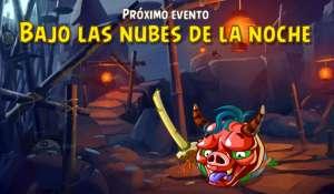 Evento 3 - Angry Birds Epic - Bajo las Nubes de la Noche - Mision epica