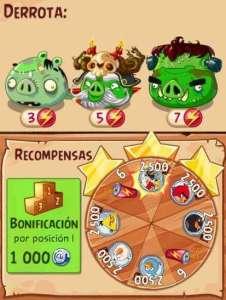 Birds Epic - La maldicion del Nigromante - Mision epica_enem y recompensa