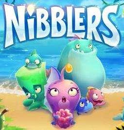 Nibblers juego puzzle con frutas de Rovio estilo Candy Crush