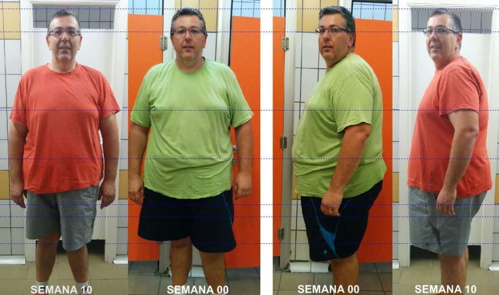 Reto Salva O. Semanas 1-10. Objetivo perder peso fotos