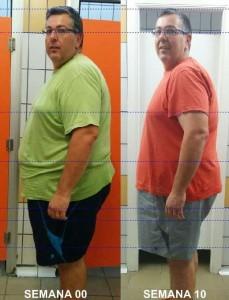 Reto Salva O. Semanas 1-10. Objetivo perder peso fotos perfil